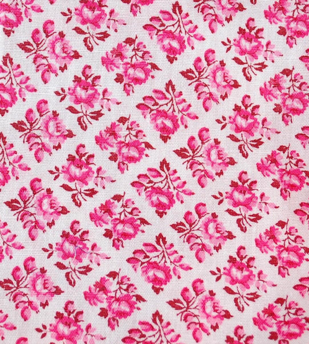 144 Vintage Valentine Y Fabrics Blue Nickel Studios
