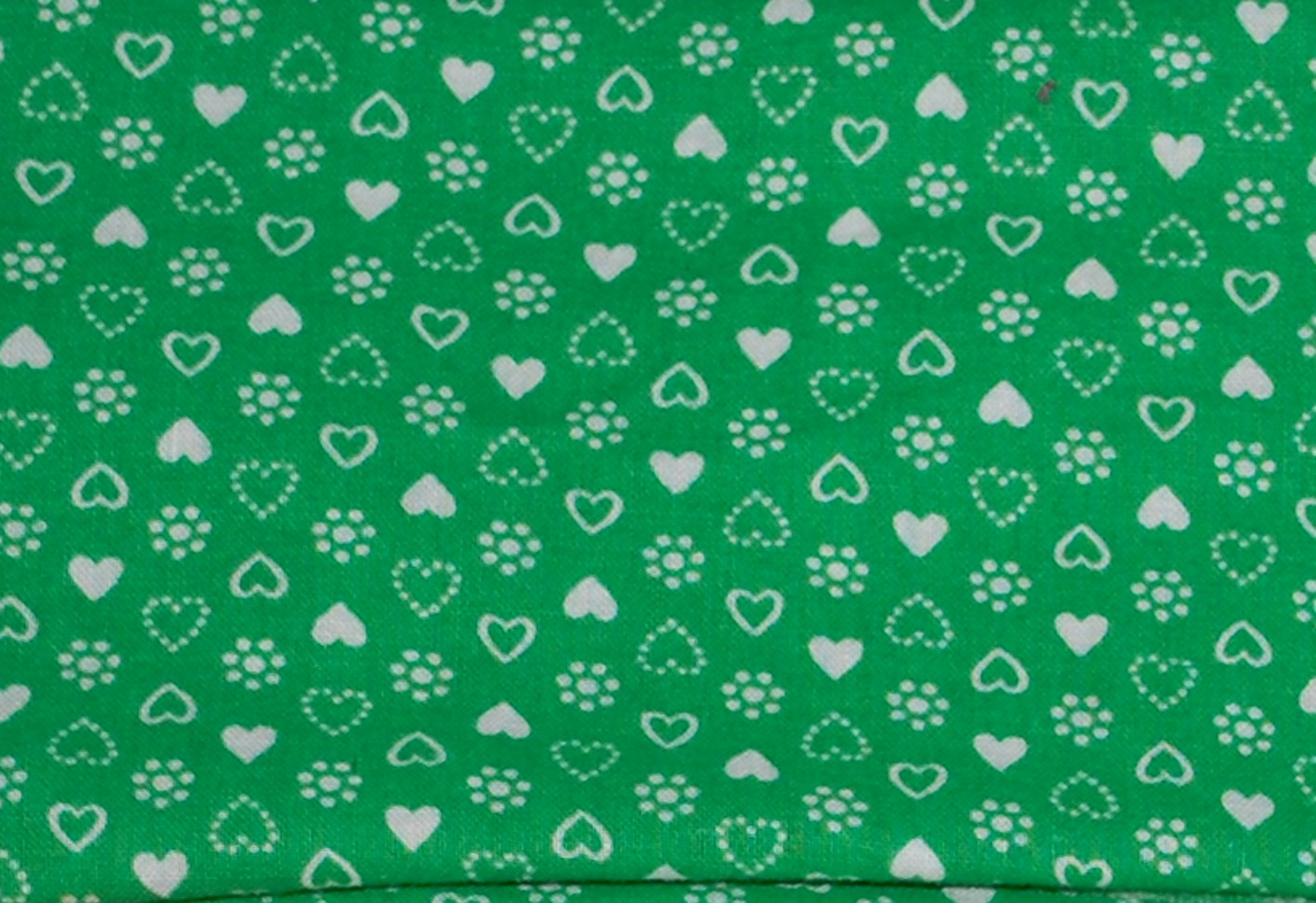 green hearts background - photo #18