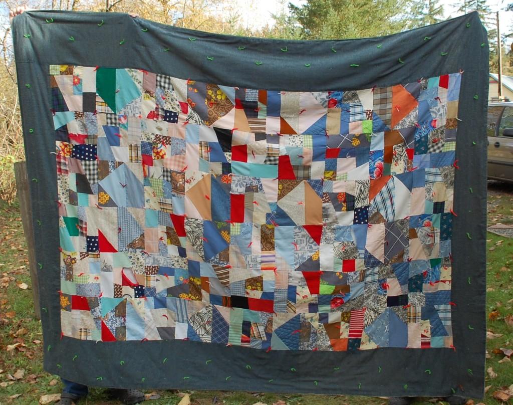 my first quilt c.1978