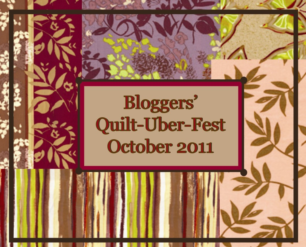 Quilt Uber-Fest Quilt-along