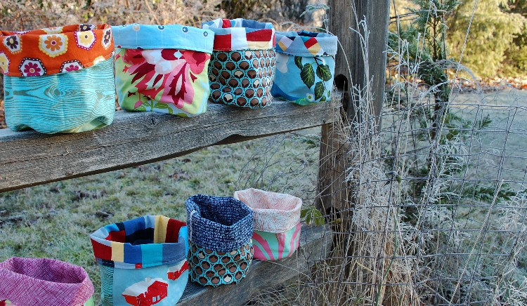 fabric buckets5