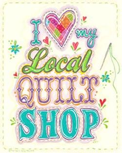 local quilt shop