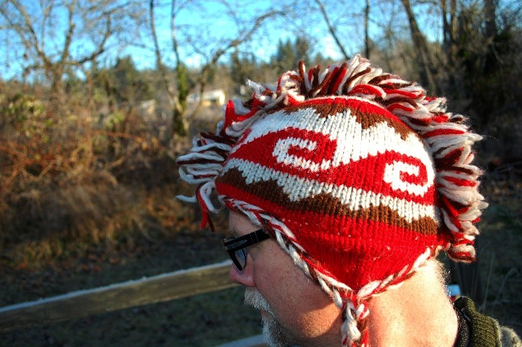 mohawk hat side