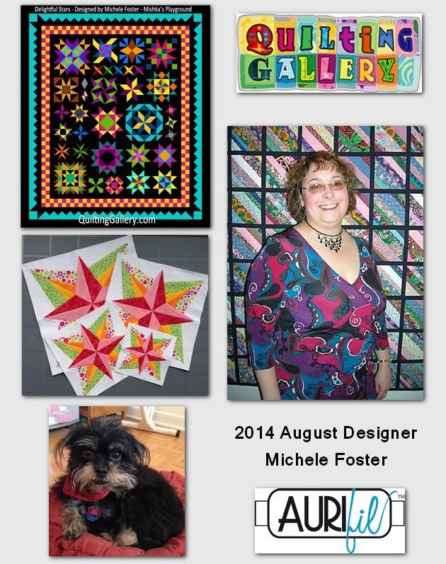 aurifil-2014-Aug-designer-of-the-month-Michele-Foster