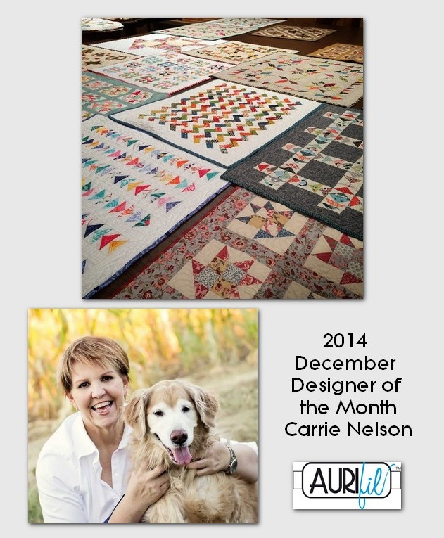 aurifil-2014-Dec-designer-of-the-month-Carrie-Nelson1