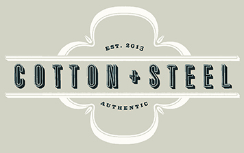 cotton and steel logo