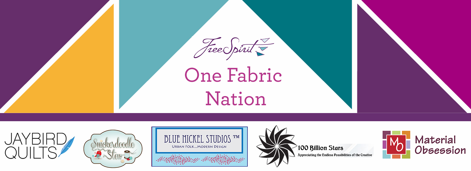 One Fabric Nation logo