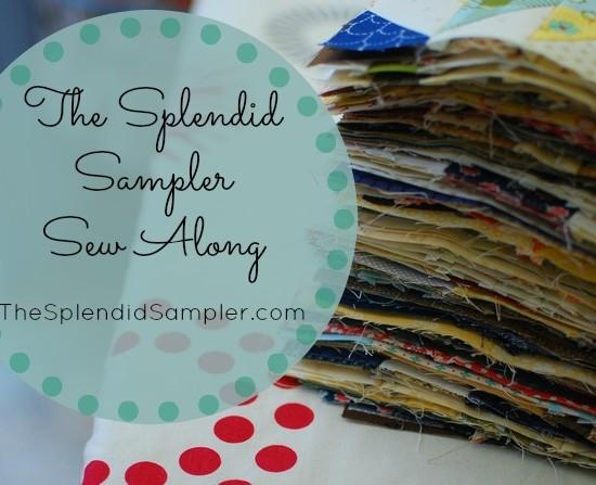 The Splendid Sampler Sew Along big button
