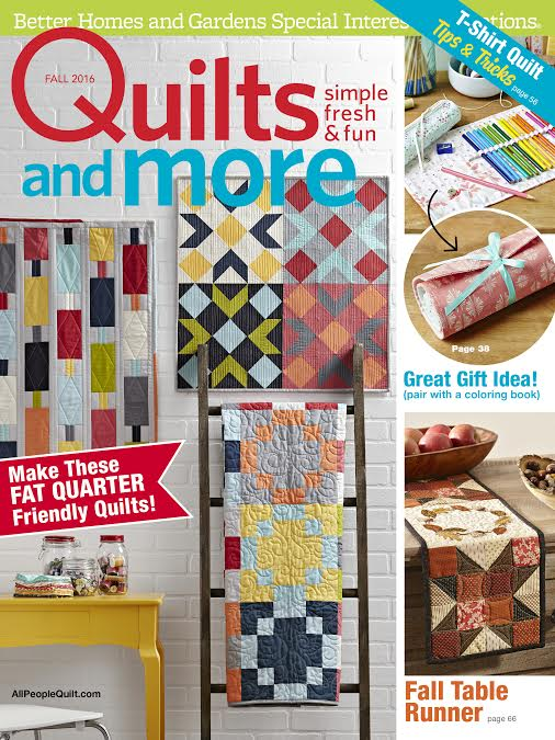 quilts and more fall 16 cover