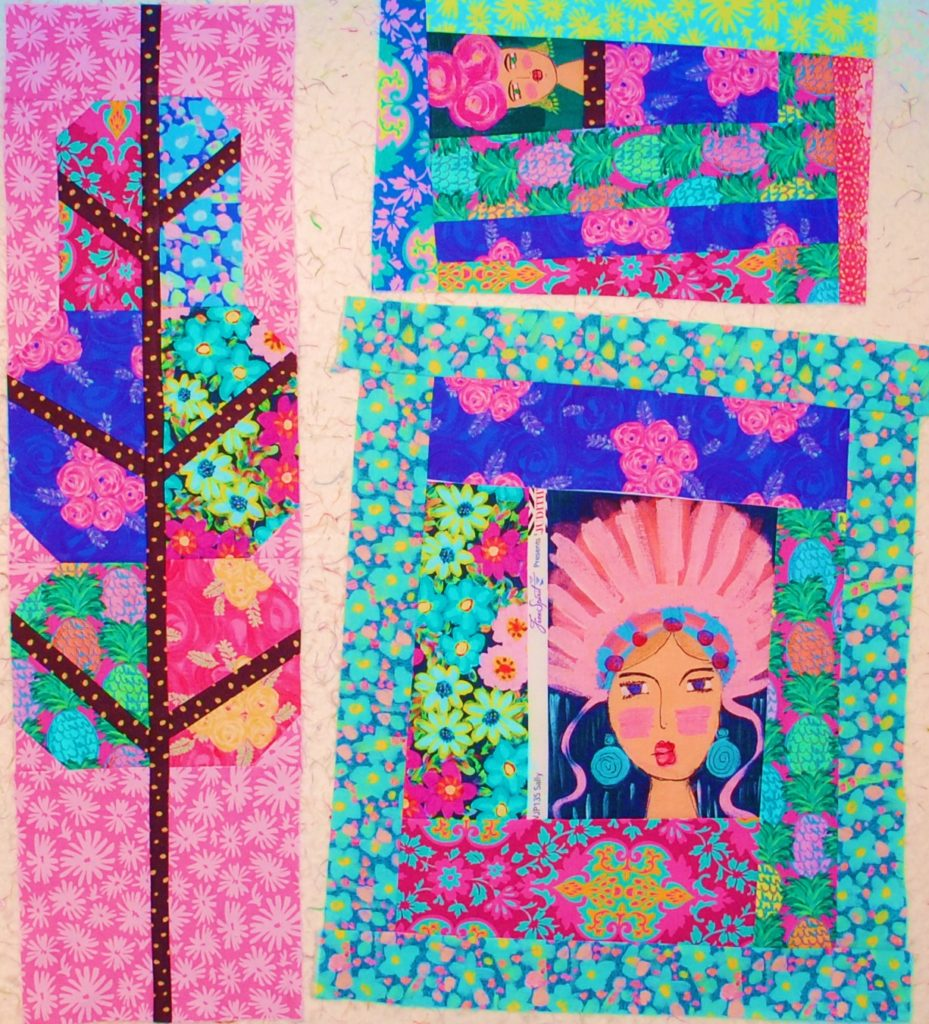 Painted Forest Quilt