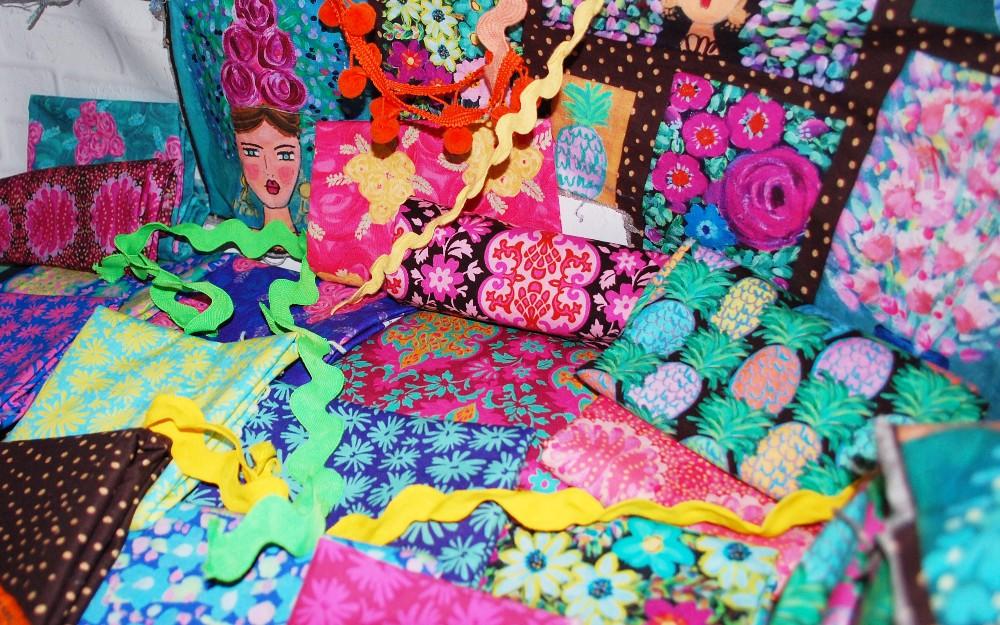 Judith's Fancy Fabric