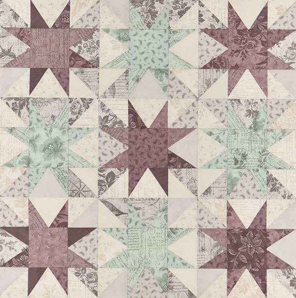 A Patchwork Scrap Quilt For Every Season Create One For Yourself