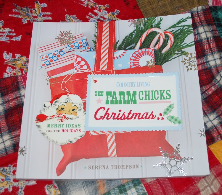 farm chicks christmas cover