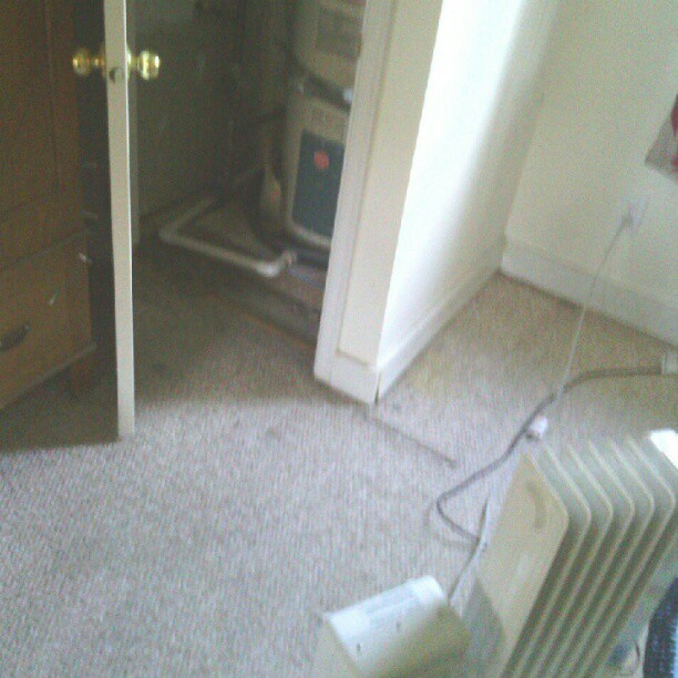 water heater.....