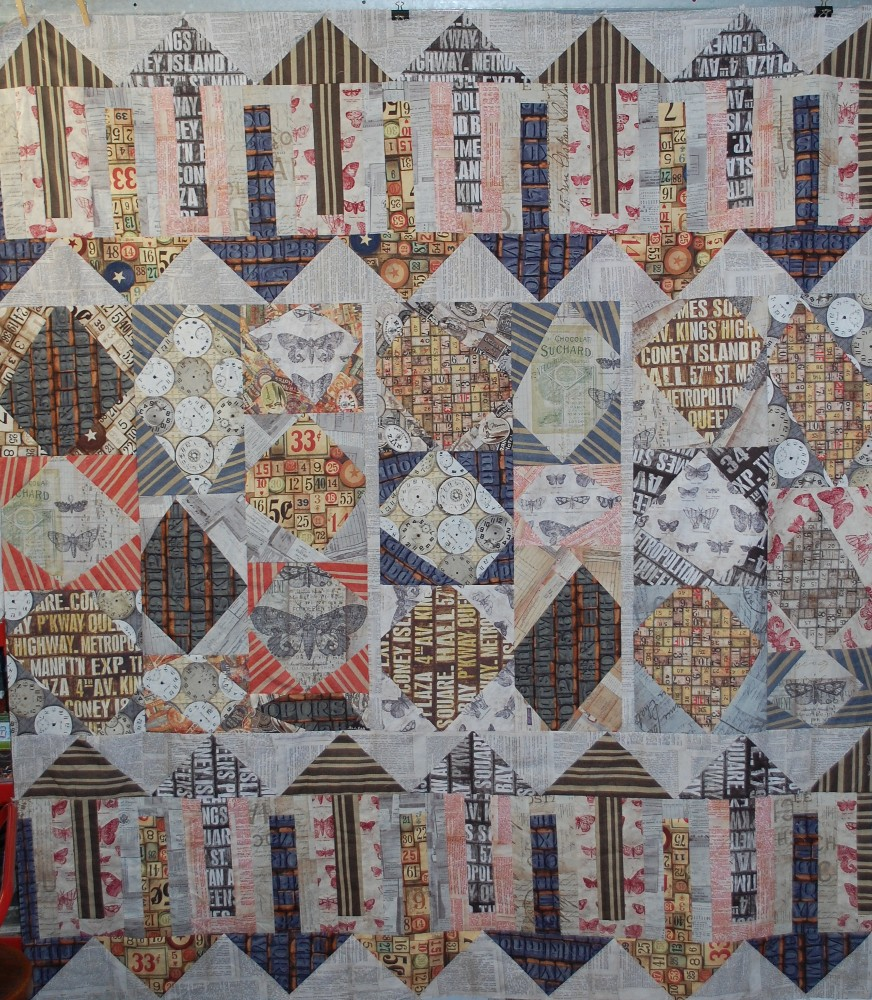 Going My Way quilt