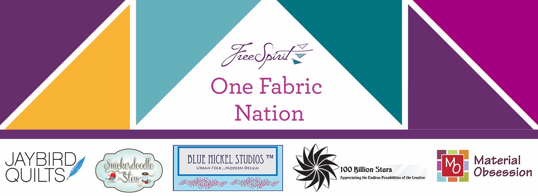 One Fabric Nation logo