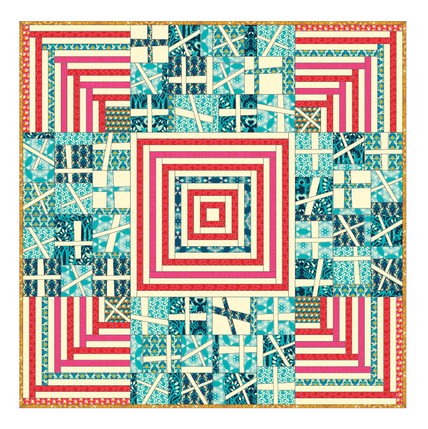 Free Downloads from Blue Nickel Studios. Free Quilt Block Pattterns, Free Improv Quilting Guides, Free Pattern for Quilting, Urban Folk Lifestyle.