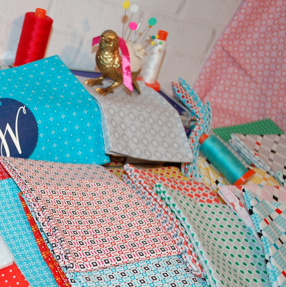 New Vintage Fabric, Uppercase Volume 2, Janine Vangool, Windham Fabrics, Quilting, Blue Nickel Studios, ManQuilter, Scott Hansen Quilts, Scott Hanson Quilts, Blue Nickle Studios, Modern quilting