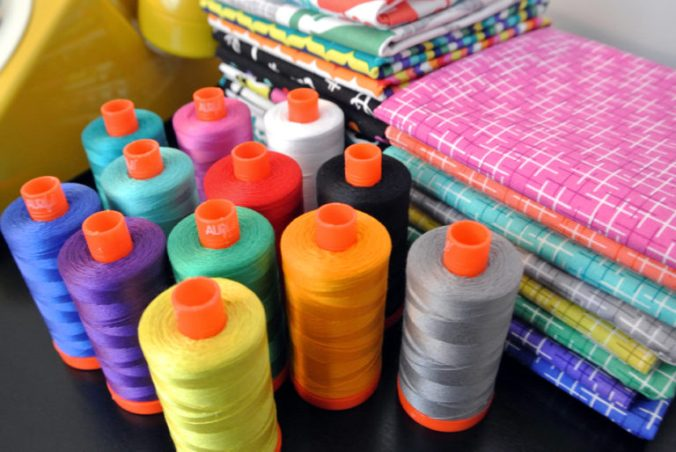 aurifil designers of the month