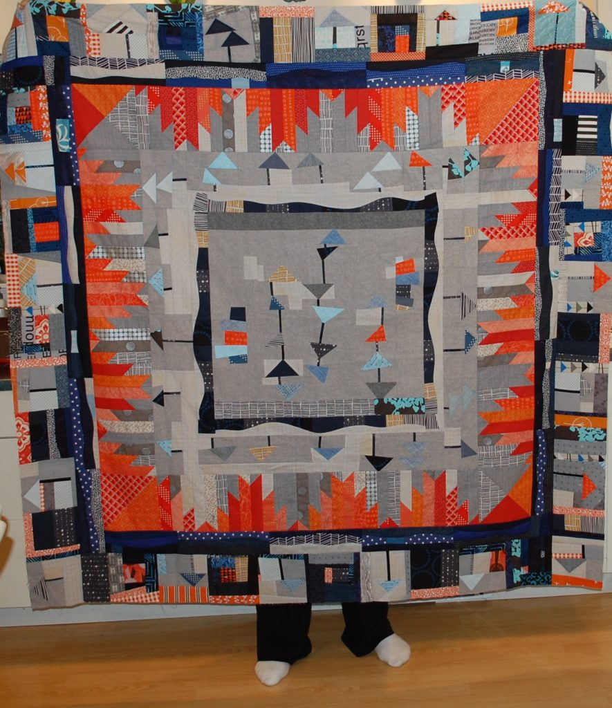 no girls allowed quilting bee 2