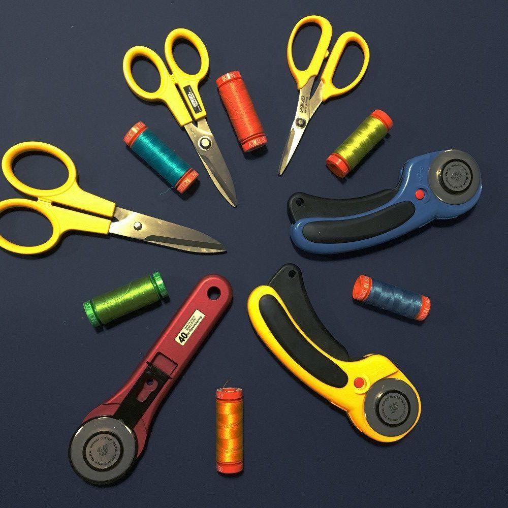 OLFA Cutters OLFA Scissors Aurifil Thread